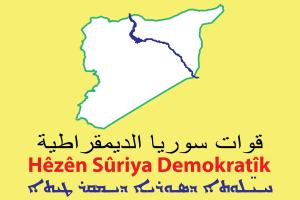Sýrske demokratické sily. Zdroj: kurdistanskyscrapers.com