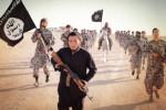 Pochod bojovníkov Islamského štátu. Zdroj: www.clarionproject.org