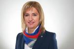 Víťazka volieb gagauzského baškana Irina Vlachová. Zdroj: www.ria.ru