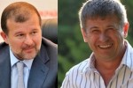 Viktor Baloga (vľavo) a Michail Laňo (vpravo). Zdroj: www.ua-reporter.com