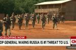 Vysokopostavený americký generál varuje, že Rusko pre USA predstavuje hrozbu číslo 1. Zdroj: CNN