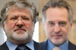 Igor Kolomojskij a Dmitrij Firtaš zdroj: www.vesti.ua