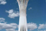 Metropola Astana - symbol rastúceho vplyvu Kazachstanu. Zdroj: Astana.kz