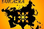 Eurázia. Zdroj: Eurasia in the War of Networks