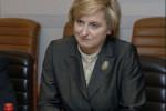 Poľská ministerka zahraničných vecí AnnaFotyga (Právo a spravodlivosť. PiS). Zdroj: http://www.nato.int
