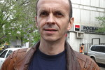 Líder zakarpatských Rusínov Petro Gecko