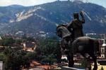 Pohľad ma mesto Tbilisi. Zdroj: www.fotoart.org.ua