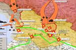 Vojna v Južnom Osetsku. Zdroj: Wikipedia.