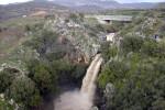 Saarske vodopády na Golanských výšinách. Zdroj: http://www.worldisround.com