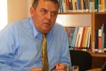Riaditeľ nadácie Demokratické iniciatívy Iľko Kurčeriv