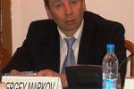 Ruský politológ Sergej Markov