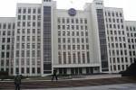 Minsk – sídlo bieloruského parlamentu. Zdroj: http://pictures.exploitz.com