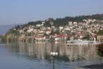 Pohľad na mesto Ohrid. Zdroj: Webshots.com