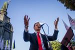 Predseda Radikálnej strany Olega Ľaška Oleg Ľaško. Zdroj: www.theinsider.com.ua