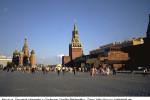 Moskva, Červené námestie s Chrámom Vasilija Blaženého. Zdroj: http://www.bielefeldt.de