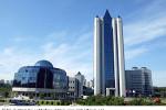 Sídlo Gazpromu v Moskve