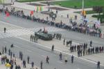 Vojenská prehliadka v Tiraspole. Zdroj: www.travelblog.org