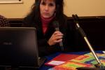 Veľvyslankyňa Venezuely v Maďarsku Adriana Gottberg