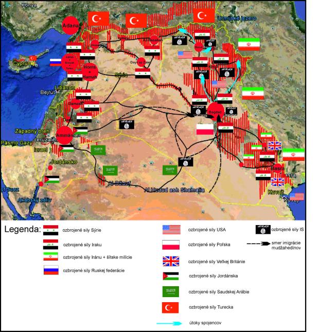 Situácia v rokoch 2009 – 2010. Zdroj: autor
