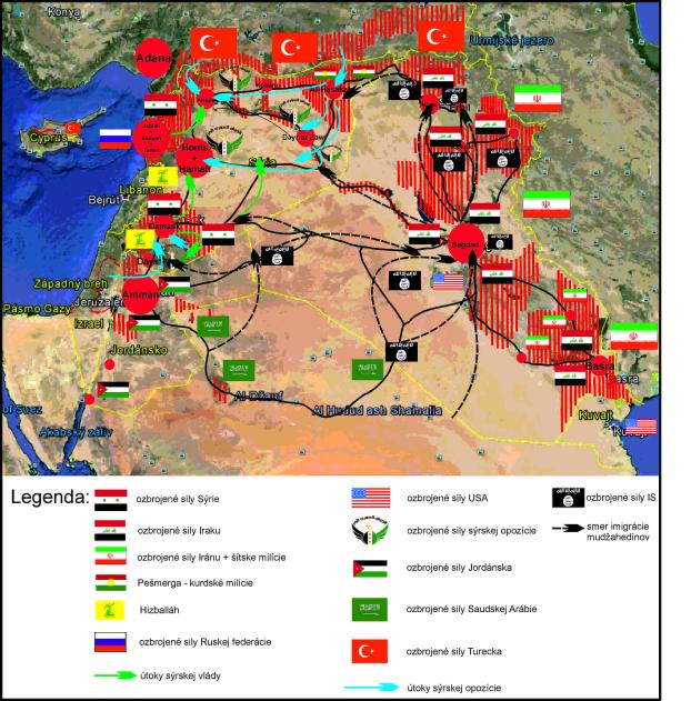 Situácia v rokoch 2011 – 2011. Zdroj: autor