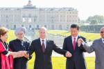 Lídri krajín BRICS. Zdroj: www.jia.sipa.columbia.edu