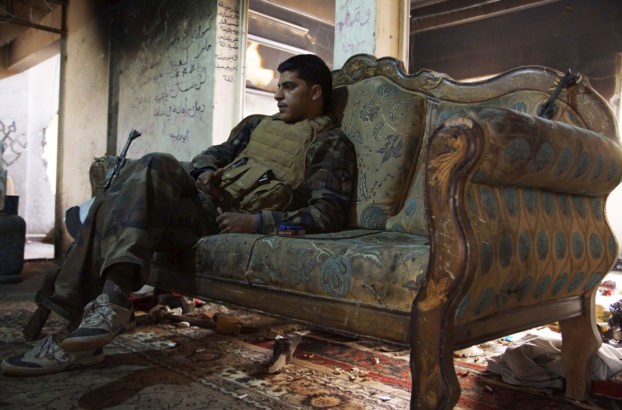 Datovania v Damasku Sýria