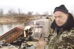 Gennadij Moskaľ pri výjazde v teréne. Zdroj: www.zn.ua