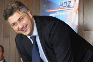 Nádejný predseda budúcej chorvátskej vlády Andrej Plenković. Zdroj: www.dnevnik.hr