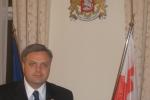 Podpredseda gruzínskej vlády a štátny minister pre európsku a euroatlantickú integráciu Giorgi Baramidze.