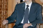 Prezident Sýrie Bashar Assad. Zdroj: http://www.golan67.net