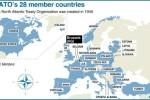 Členské štáty NATO. Zdroj: www.cdn.phys.org