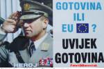 Bývalý chorvátsky generál Ante Gotovina. Zdroj: www.dborovcak.hrvati-amac.com