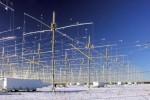 Anténna sieť vysielača HAARP pri Gakone na Aljaške. Zdroj: www.science.dodlive.mil