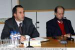 Ramush Haradinaj a Ibrahim Rugova