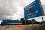 Hranice Bieloruska. Zdroj: www.lenta.ru