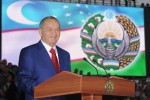 Prezident Uzbekistanu Islam Karimov. Zdroj: www.anhor.uz