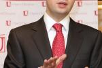 Arsenij Jaceňuk je považovaný za predstaviteľ;a novej generácie ukrajinských politikov. Zdroj: http://www.openukraine.org