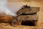 Izraelský hlavný bojový tank Merkava IV. Zdroj: http://www.armyrecognition.com