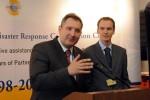 Stály predstavite¾ Ruska pri NATO Dmitrij Rogozin. Zdroj: http://www.nato.int