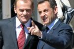 Donald Tusk, Nicolas Sarkozy